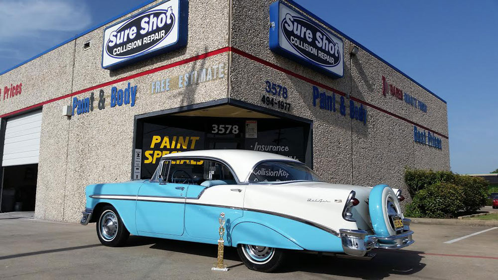 Sure Shot Collision Repair - Garland's Auto Collision & Auto Body Repair Shop